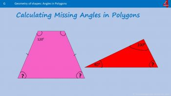 G4 - Find Missing Angles in Polygons