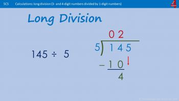 C7 - How to use Written Methods for Multiplication and Division