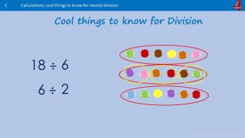 C6 - Mental Multiplication and Division