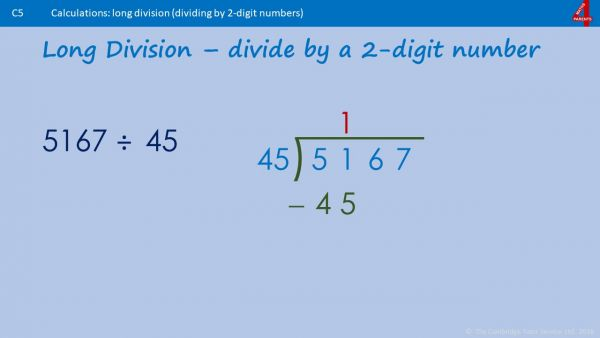 PLAYLIST - Long Division Methods (Special)