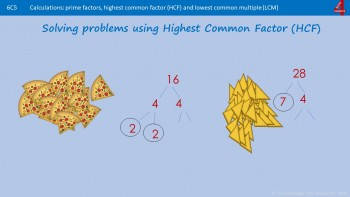 LCM and HCF Problem Solving