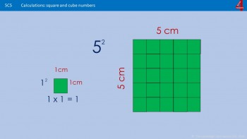 Square and Cube Numbers - Introduction