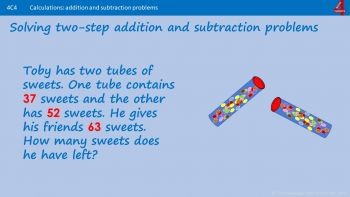 C4 - How to Solve Word Problems for Addition and Subtraction