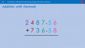 Fb9 - How to Calculate with Decimal Numbers