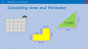 Ma7 How to Calculate Area and Perimeter