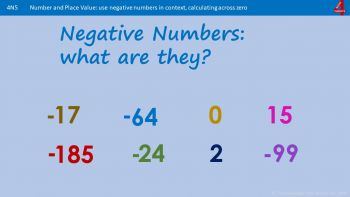N5 - How Negative Numbers Work