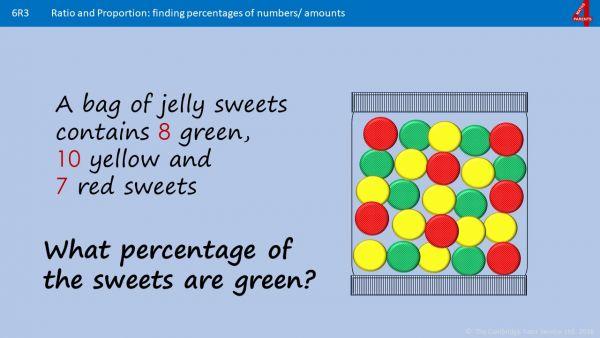 R2 - Percentage Calculation Problems