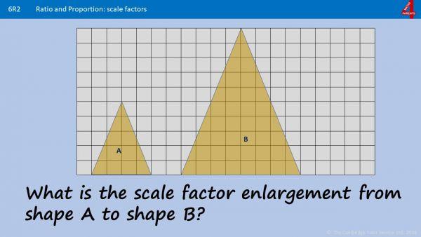 R3 - Scale Factors